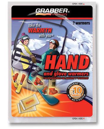 SKI hand warmers
